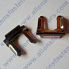 BRAKE LINE CLIP.THEY ARE USED ON TUBING ADAPTERS.JUST LIKE FACTORY CLIPS.