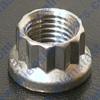 7/16 STAINLESS STEEL ARP COURSE & FINE THREAD 12PT NUTS,USA MADE,RATED AT 180,000 PSI TENSILE STRENGTH.NOTE CODE'S HH=HEAD HEIGHT,CD=COLLAR DIAMETER,SS=SOCKET SIZE.CLICK IMAGE FOR DETAIL'S.