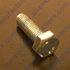 12mm-1.50 8.8 HEX BOLT,BOLTS ARE FULLY THREADED UNLESS NOTED AND ZINC PLATED (SILVER) UNLESS NOTED.