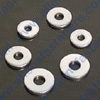 1/8,5/32,3/16 STEEL BACK UP WASHERS,ARE USED WITH POP RIVET'S, THEY ARE ROUND,AND 1/16