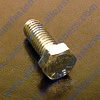 1-8 GRADE 5 HEX BOLTS,ARE BLUE ZINC PLATED (SILVER),PARTLEY THREADED UNLESS NOTED AND WRENCHING/HEX SIZE IS 000. (IMPORTED)
