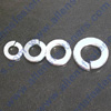 8.8 METRIC LOCK WASHER,ARE ZINC PLATED (SILVER).