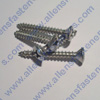 #4 STAINLESS STEEL OVAL PHILLIPS SHEET METAL SCREWS,18-8 STAINLESS.